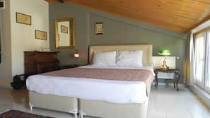 高級寢具、熨斗/熨衫板、免費嬰兒床、免費 Wi-Fi