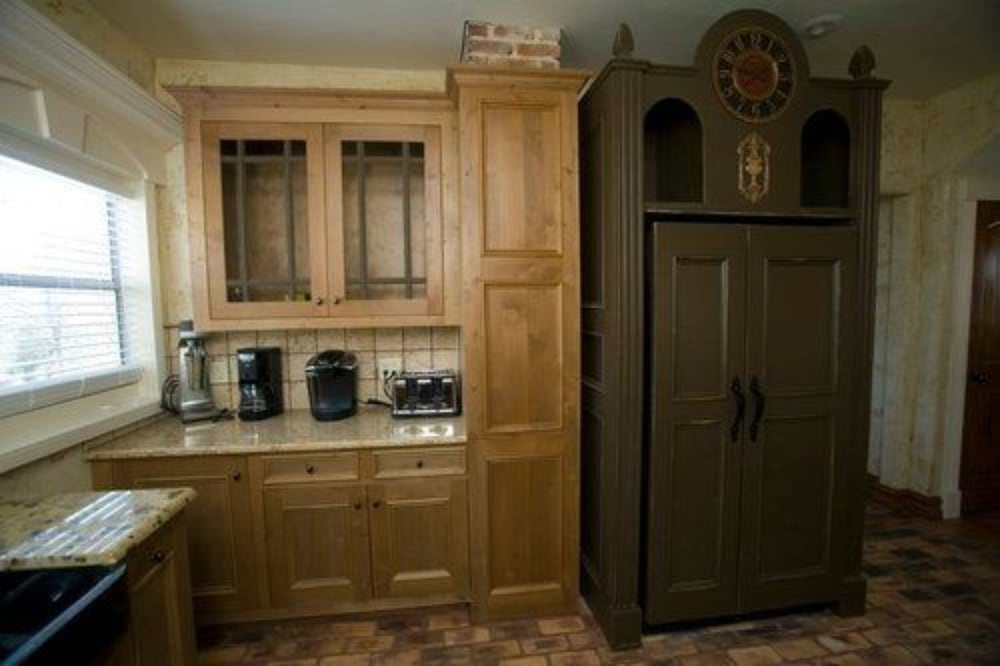 Private Kitchen, The Branson House