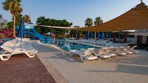 Private beach nearby, free beach shuttle, beach umbrellas, beach towels