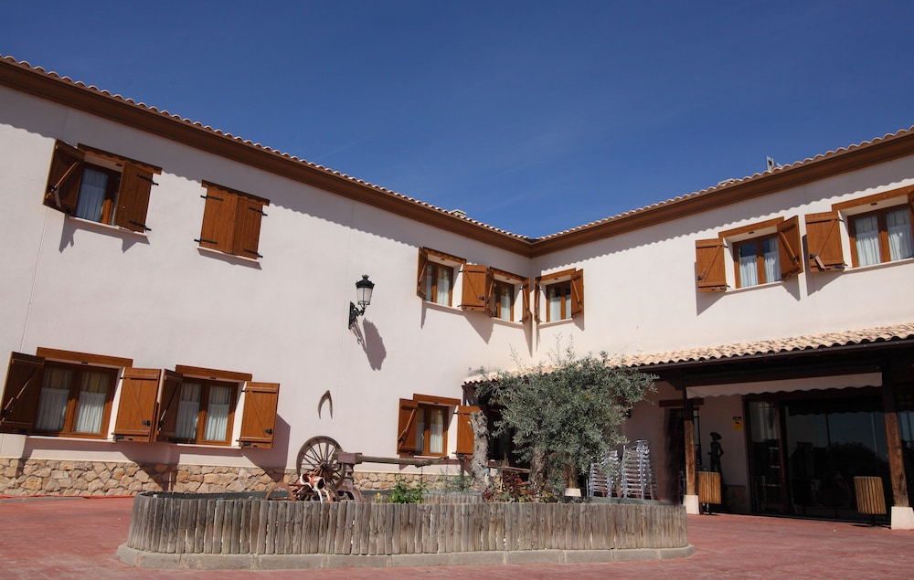 Front of Property, Hotel A Posada