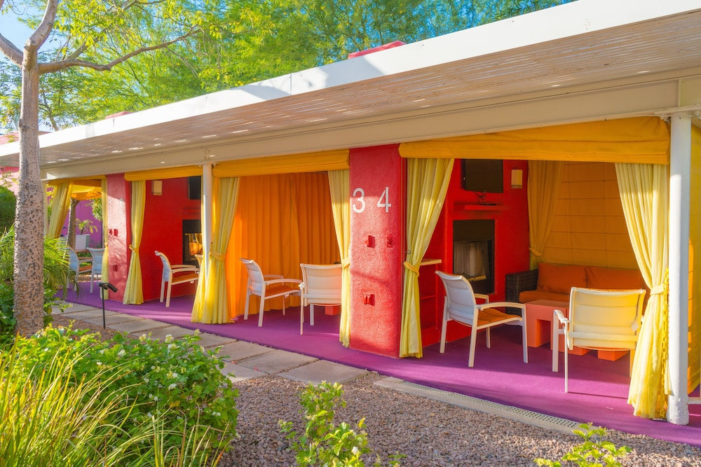 Exterior, The Saguaro Scottsdale