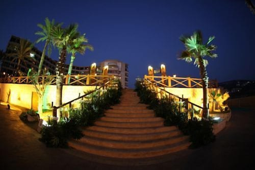 Staircase, Sawary Resort and Hotel