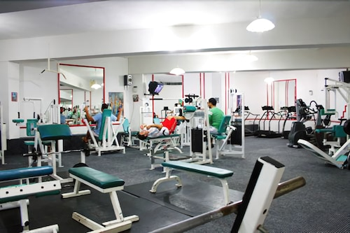 Gym, Sawary Resort and Hotel