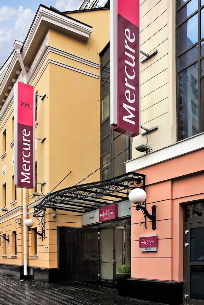 Mercure Hotel Moscow