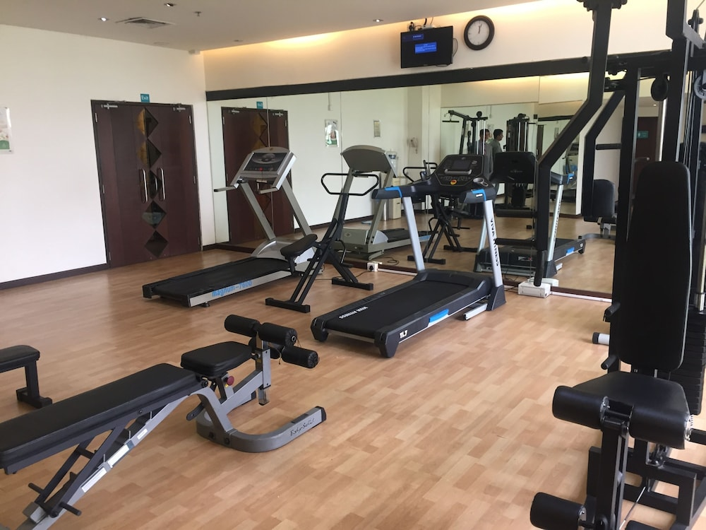 Fitness Facility, Flora Airport Hotel and Convention Centre Kochi
