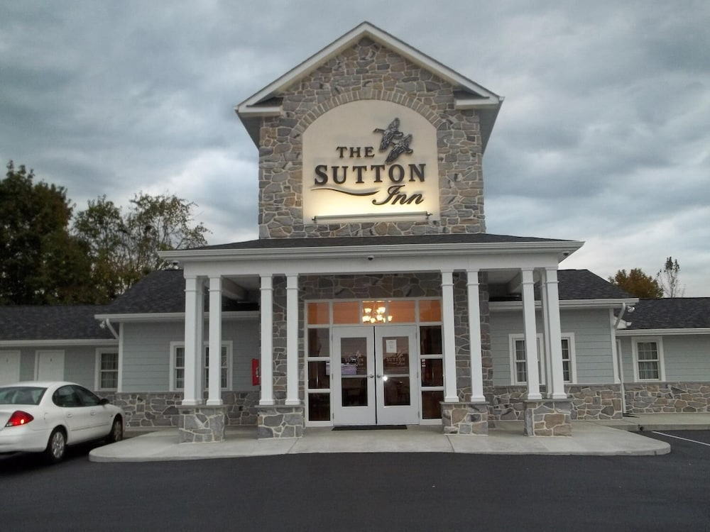 Exterior, Sutton Inn