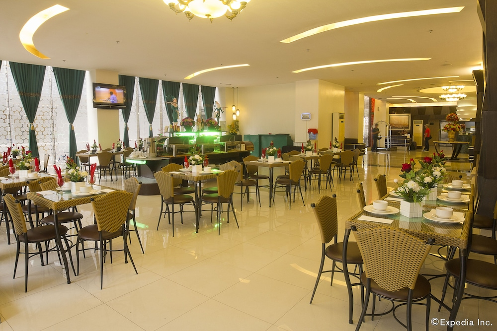 Restaurant, Eurotel North Edsa