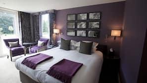 Allergikerbettwaren, Pillowtop-Betten, individuell dekoriert