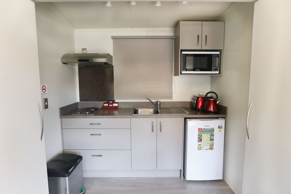 Private Kitchen, Queenstown Lakeview Holiday Park