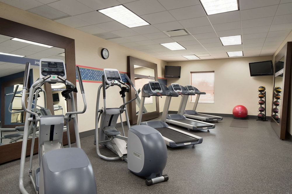 Fitness Facility, Hampton Inn & Suites Edgewood/Aberdeen-South, MD