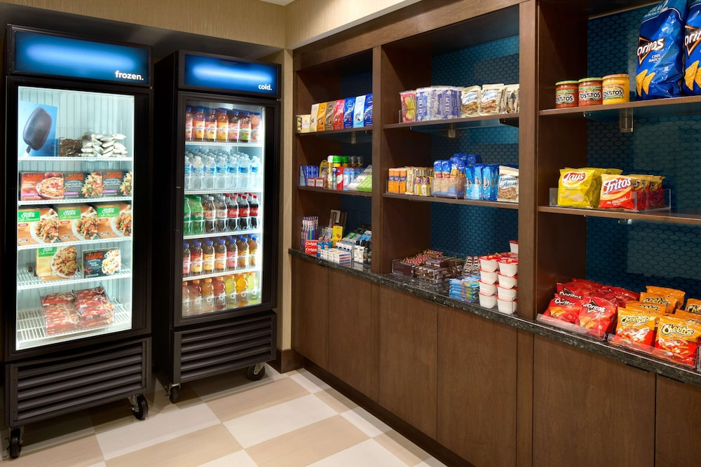 Snack Bar, Hampton Inn & Suites Edgewood/Aberdeen-South, MD