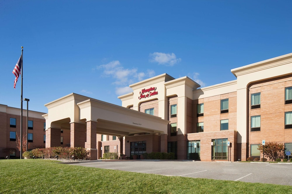 Exterior, Hampton Inn & Suites Edgewood/Aberdeen-South, MD