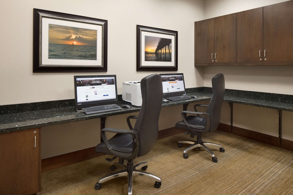 Business Center, Hampton Inn & Suites Edgewood/Aberdeen-South, MD