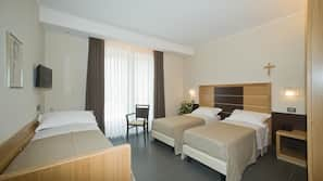 Select Comfort beds, minibar, in-room safe, individually furnished
