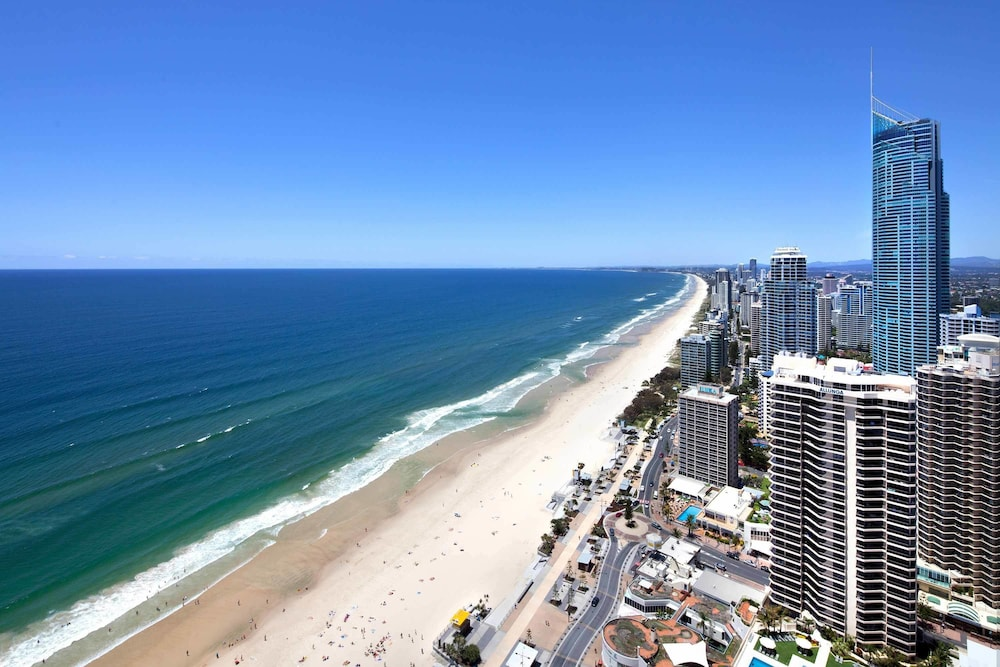 View from Room, Peppers Soul Surfers Paradise