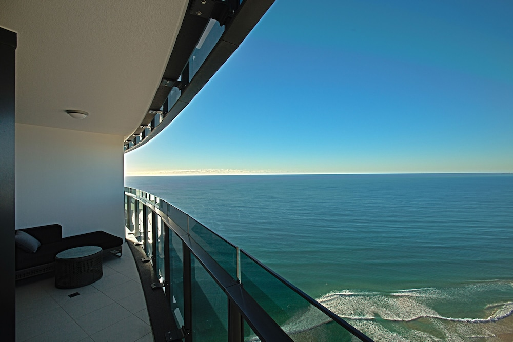 View from Property, Peppers Soul Surfers Paradise