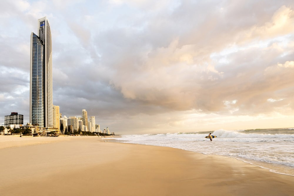 Beach, Peppers Soul Surfers Paradise