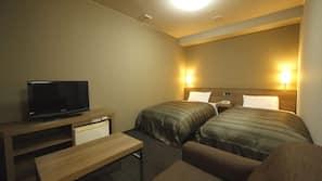 窗簾、熨斗/熨衫板、免費有線上網、床單