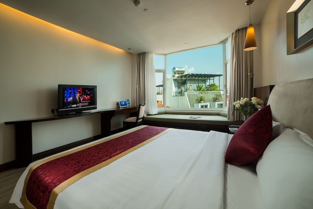 City View,  The Hanoi Club Hotel & Residences