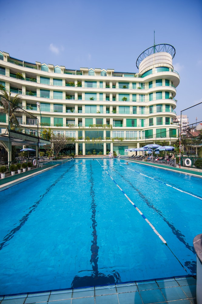 Outdoor Pool,  The Hanoi Club Hotel & Residences