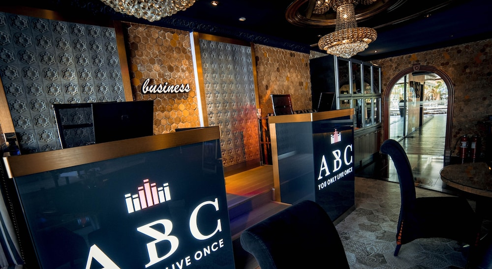 Business Center, ABC Hotel