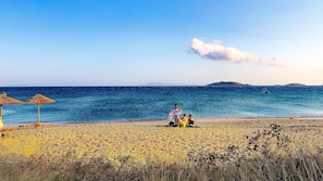 Plage à proximité, 4 bars de plage