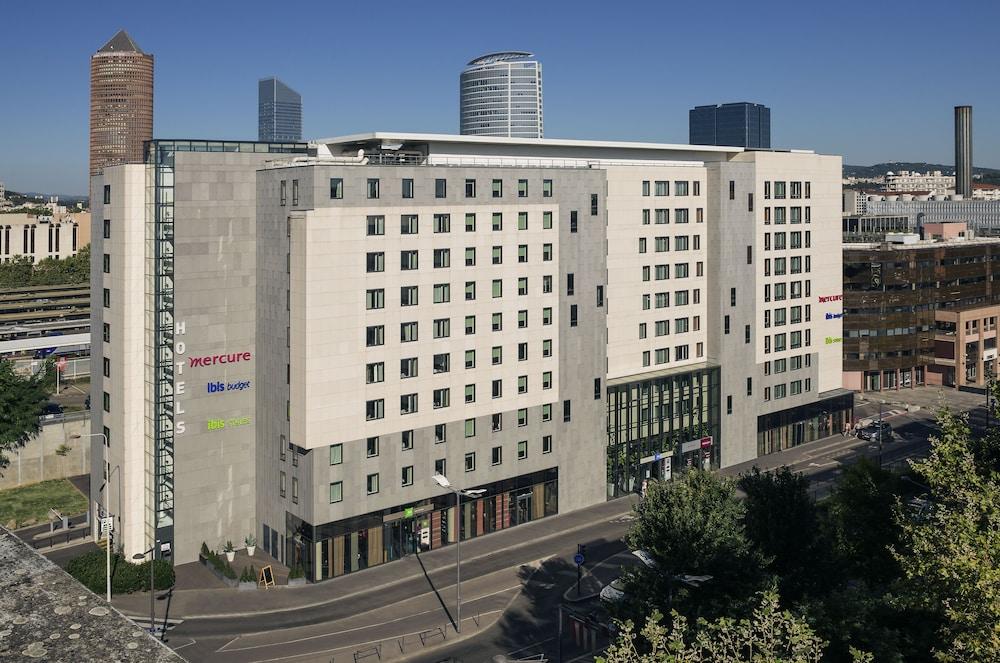 Hotel Mercure Gare De Lyon Part Dieu