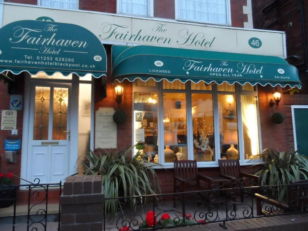 Featured Image, Fairhaven Hotel