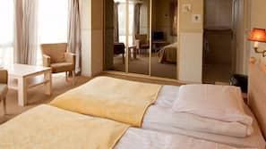 Hochwertige Bettwaren, Pillowtop-Betten, kostenlose Babybetten