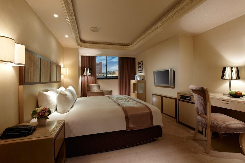 Taipei charming city hotel xinyi deals reviews taipei for Charming hotel