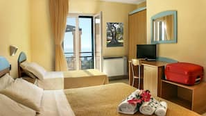 Minibar, in-room safe, cots/infant beds, free WiFi