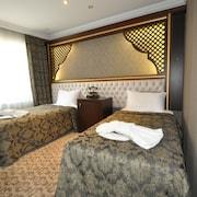 サリナス イスタンブール ホテル