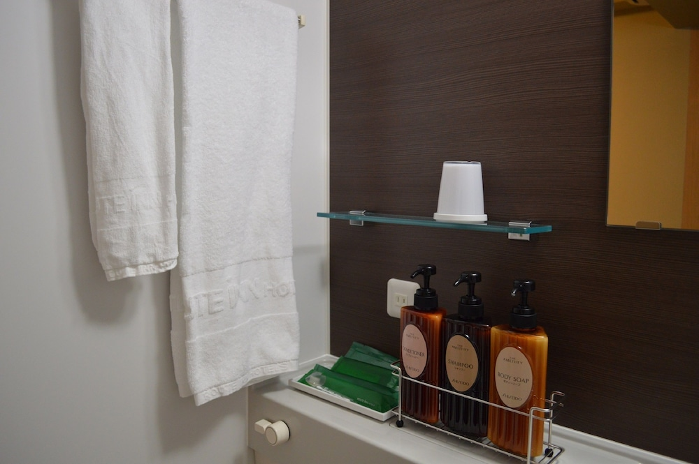 Bathroom Amenities, Hotel Route-Inn Hirosaki-Joto