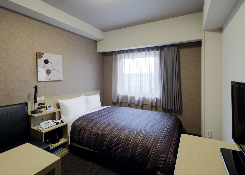 Room, Hotel Route-Inn Hanamaki