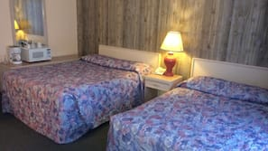 Premium bedding, Tempur-Pedic beds, individually furnished