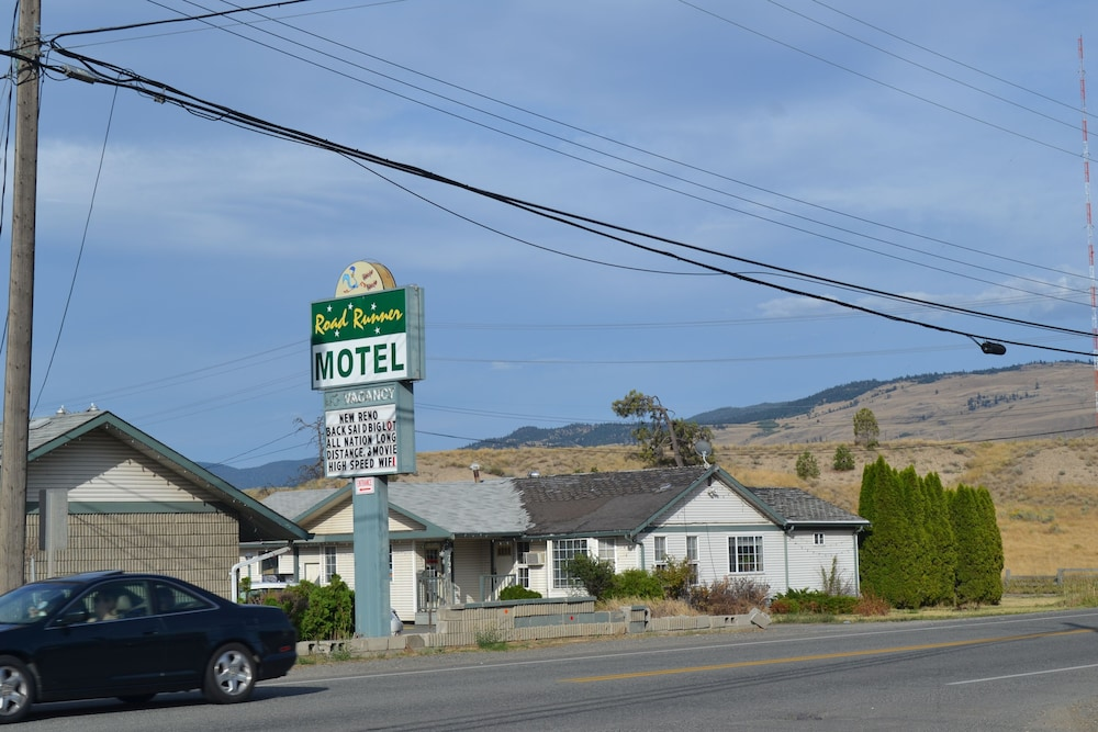 Front of Property, Road Runner Motel