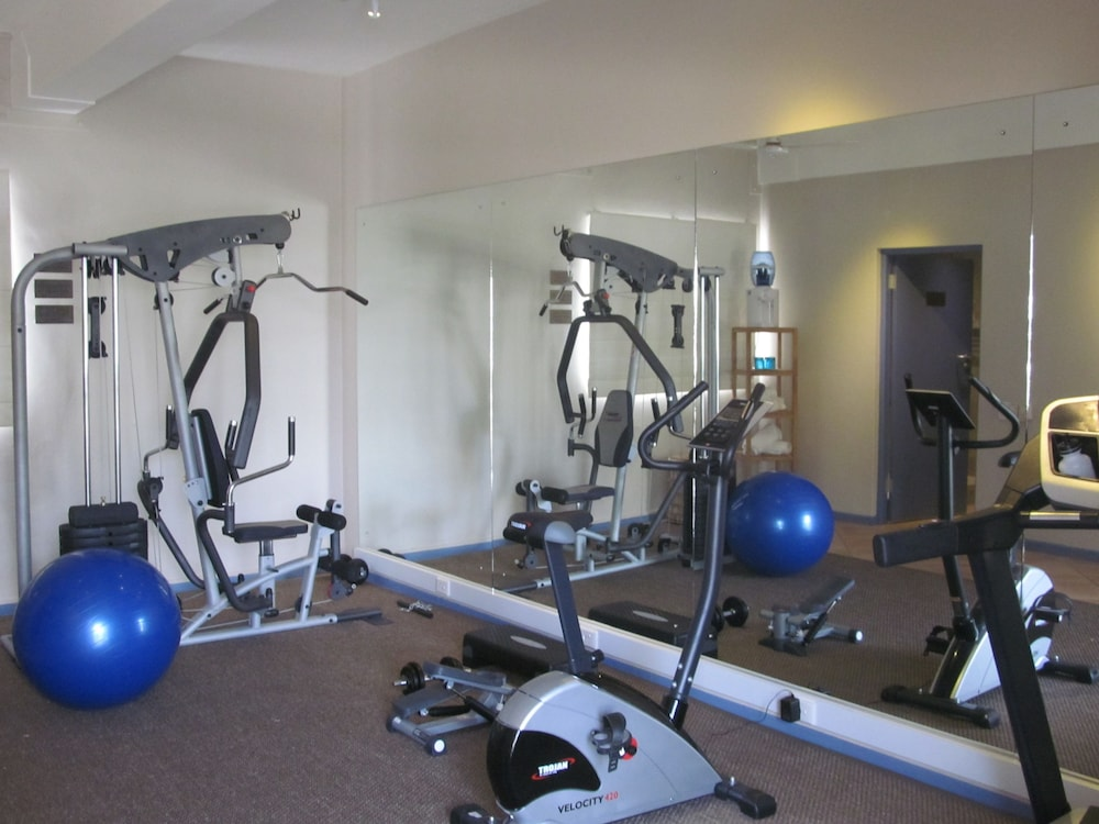 Gym, Abalone Guest Lodge