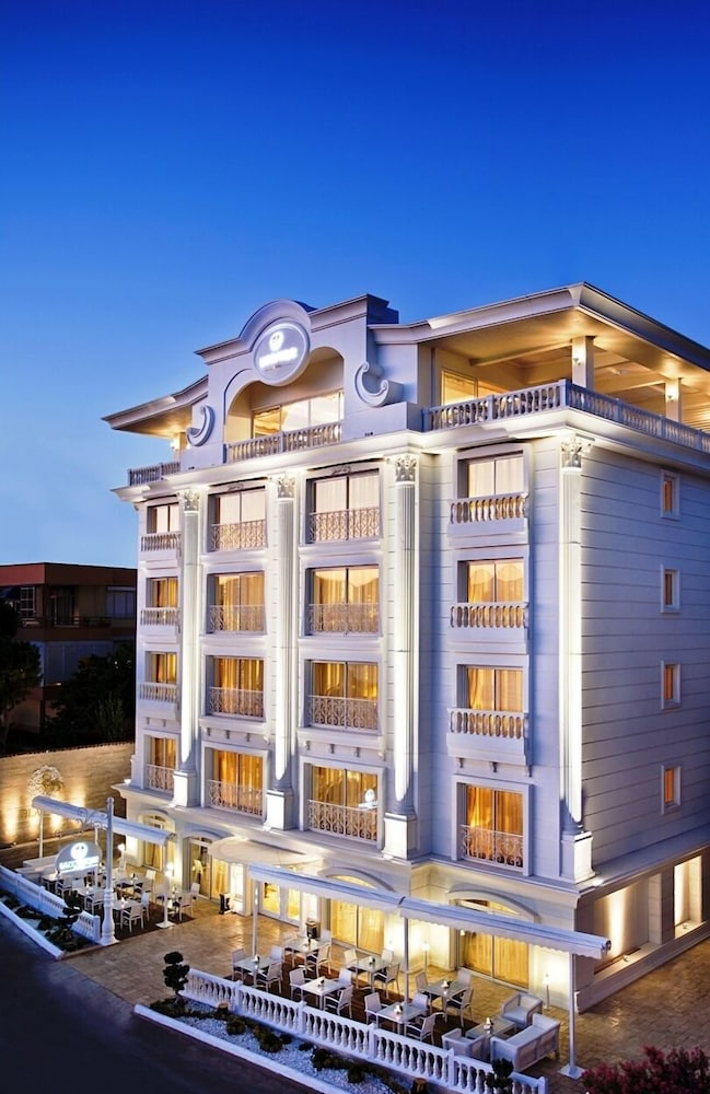Exterior, La Boutique Hotel Antalya-Adults Only