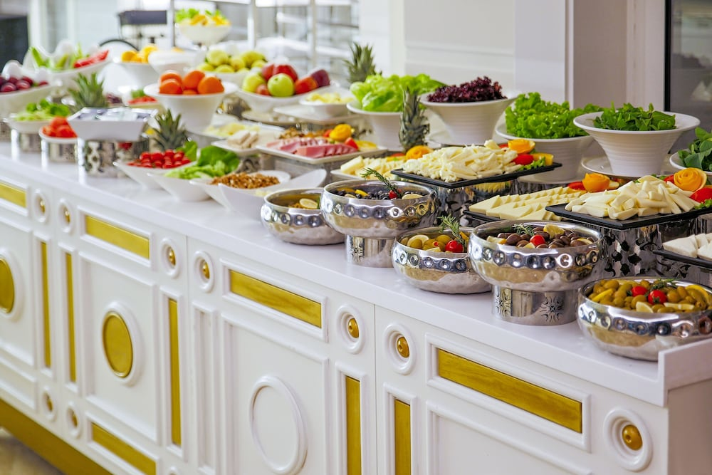 Buffet, La Boutique Hotel Antalya-Adults Only