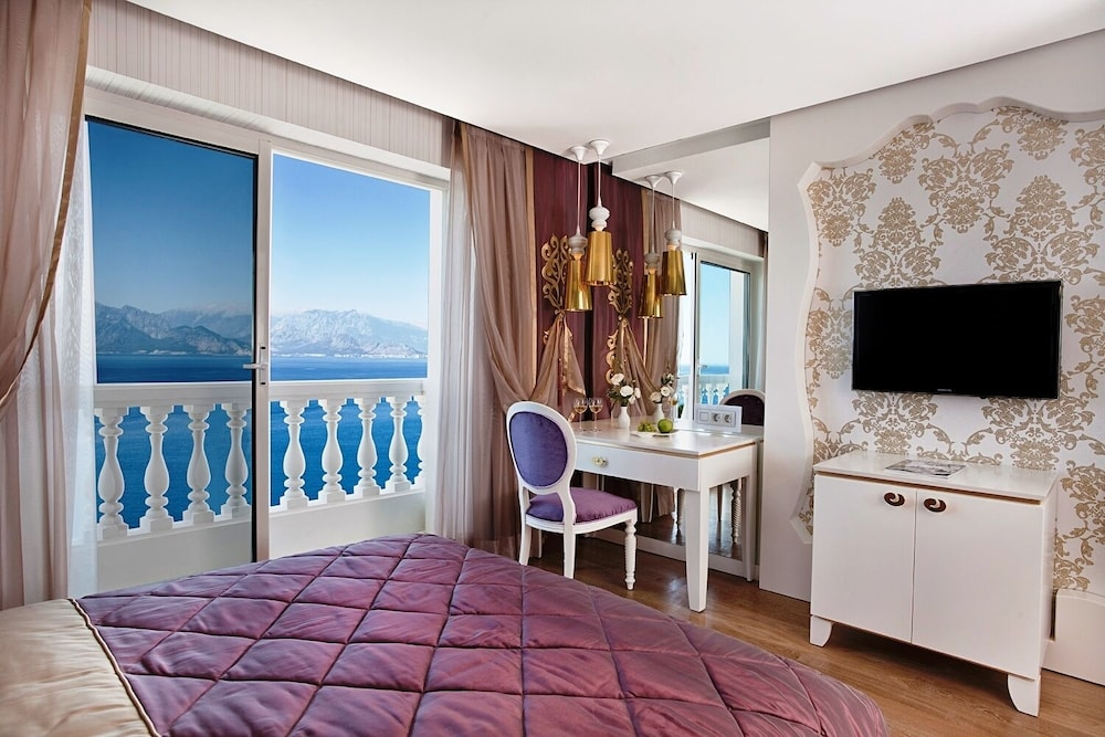 View from Room, La Boutique Hotel Antalya-Adults Only