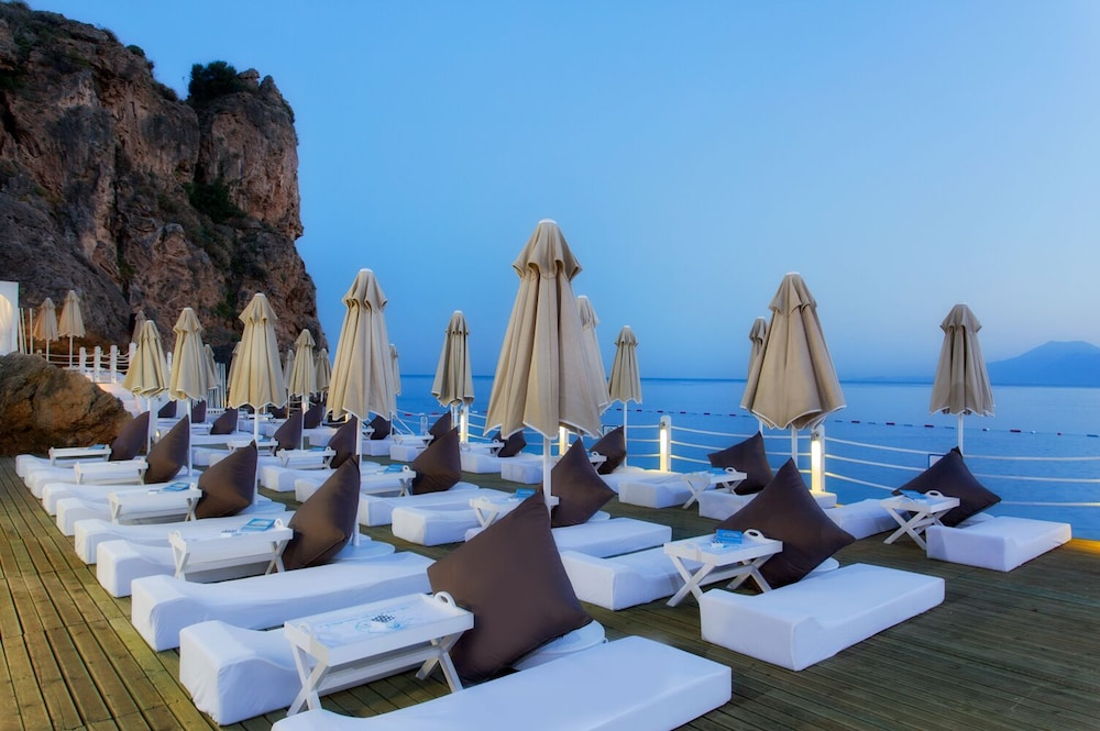 Beach, La Boutique Hotel Antalya-Adults Only