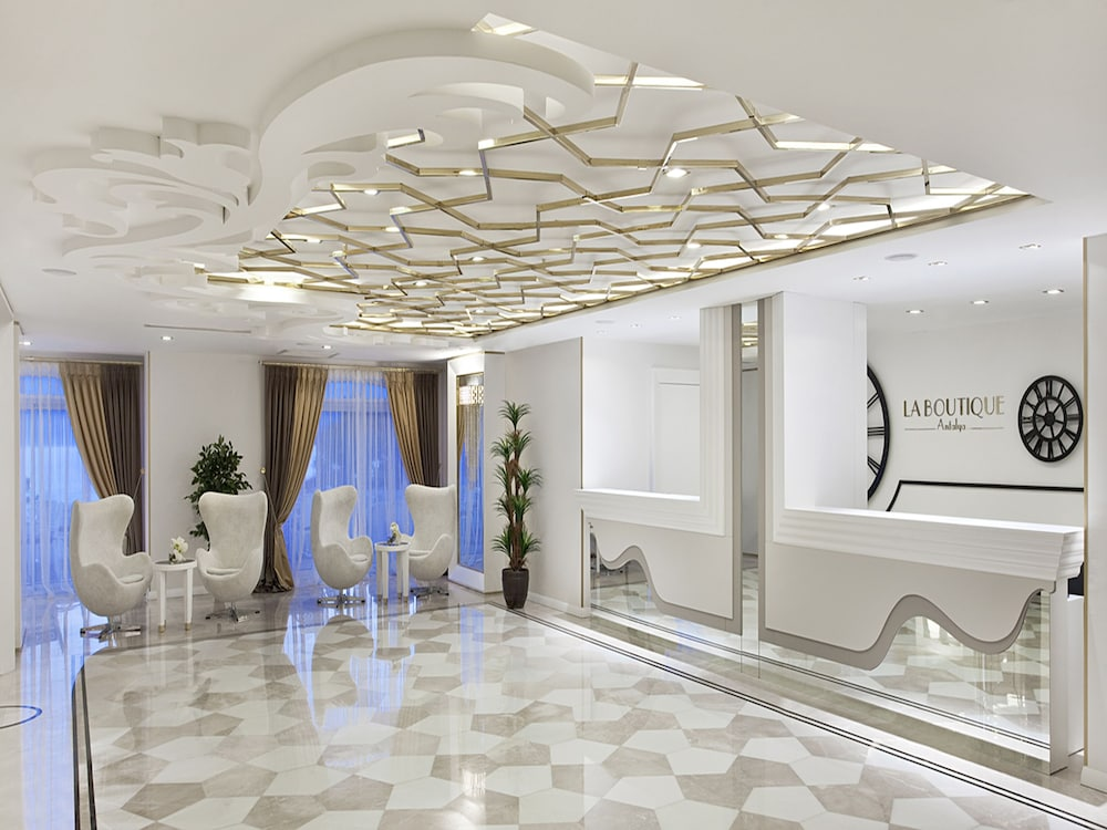Reception, La Boutique Hotel Antalya-Adults Only