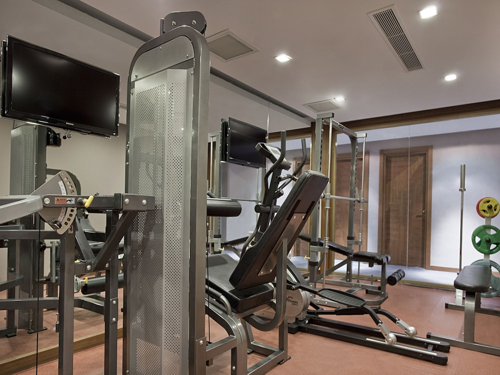 Fitness Facility, La Boutique Hotel Antalya-Adults Only