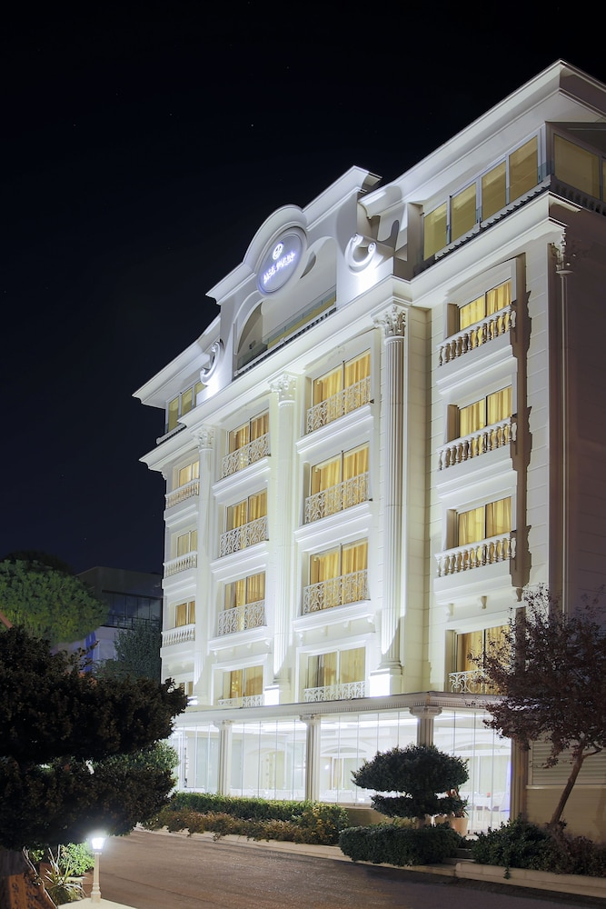 Front of Property - Evening/Night, La Boutique Hotel Antalya-Adults Only