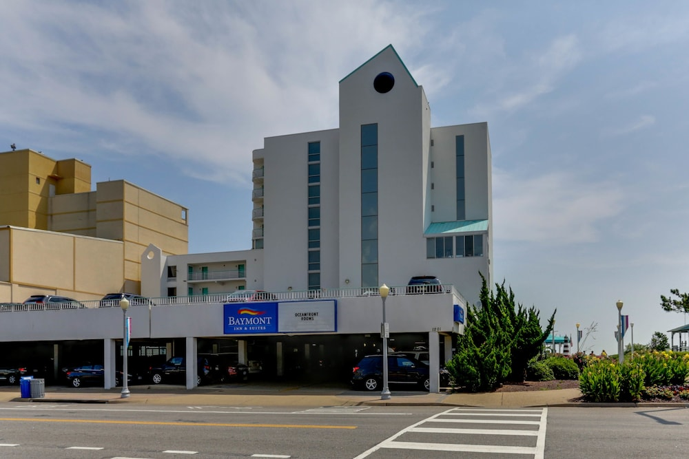 Baymont inn suites virginia beach oceanfront deals for The baymont