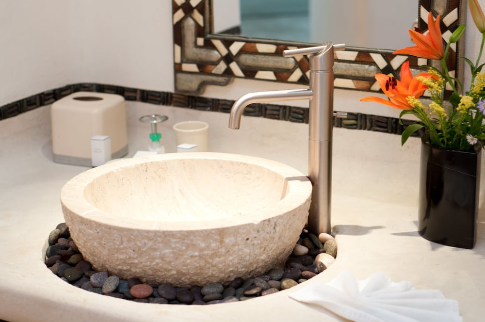 Bathroom Sink, Tentaciones Hotel & Lounge Pool - Adults Only