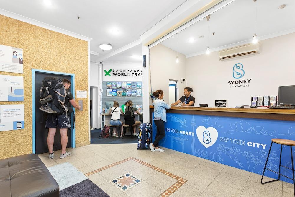 Sydney Backpackers Hostel Sydney Aus Best Price Guarantee