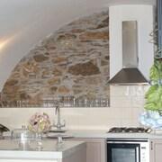 Keuken in kamer