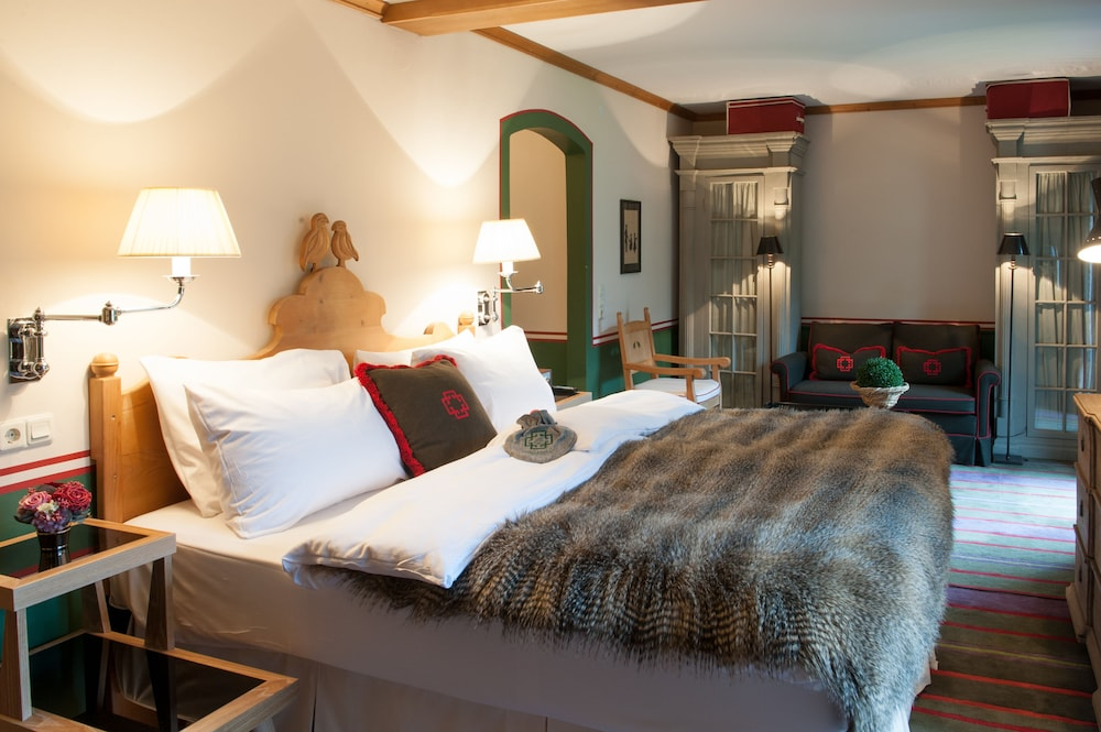 Boutique hotel wachtelhof small luxury hotels maria alm for Small leading hotels