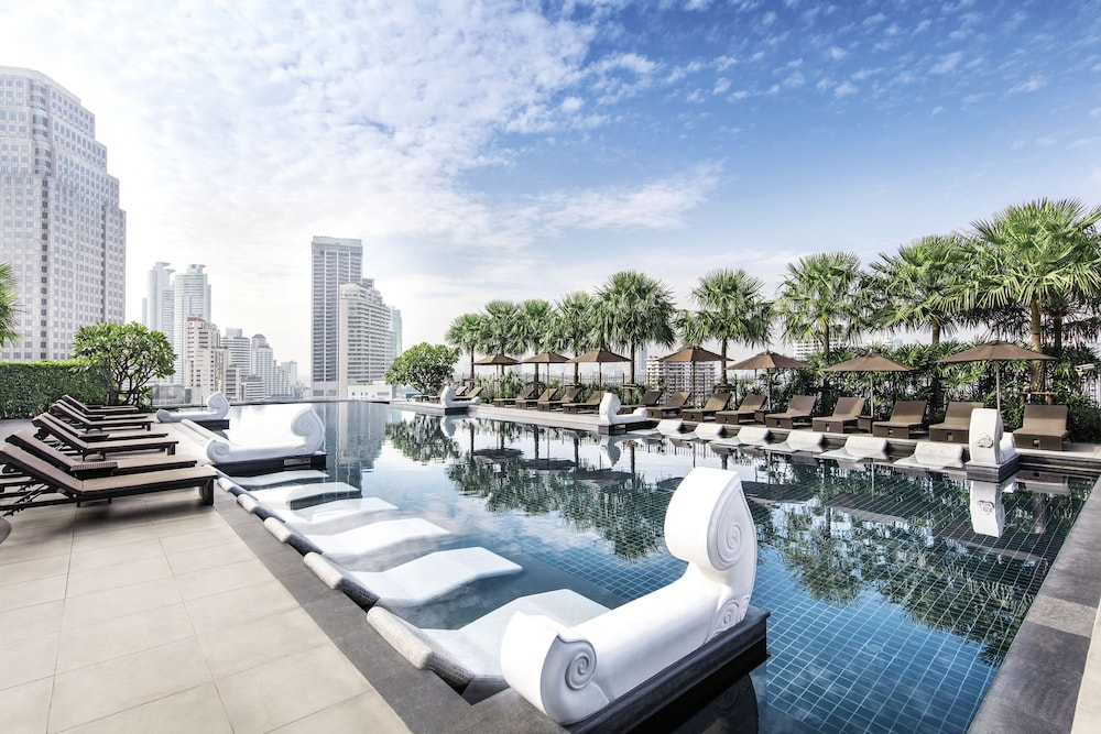Infinity Pool, Grande Centre Point Hotel Terminal 21